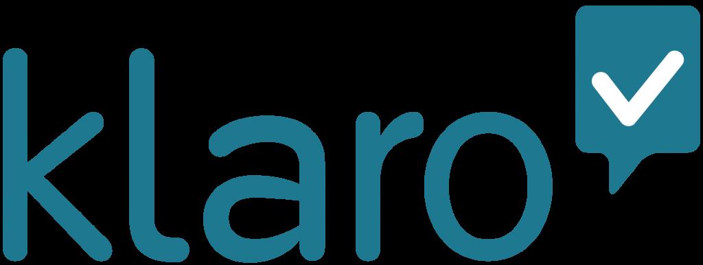 Logo von Klaro