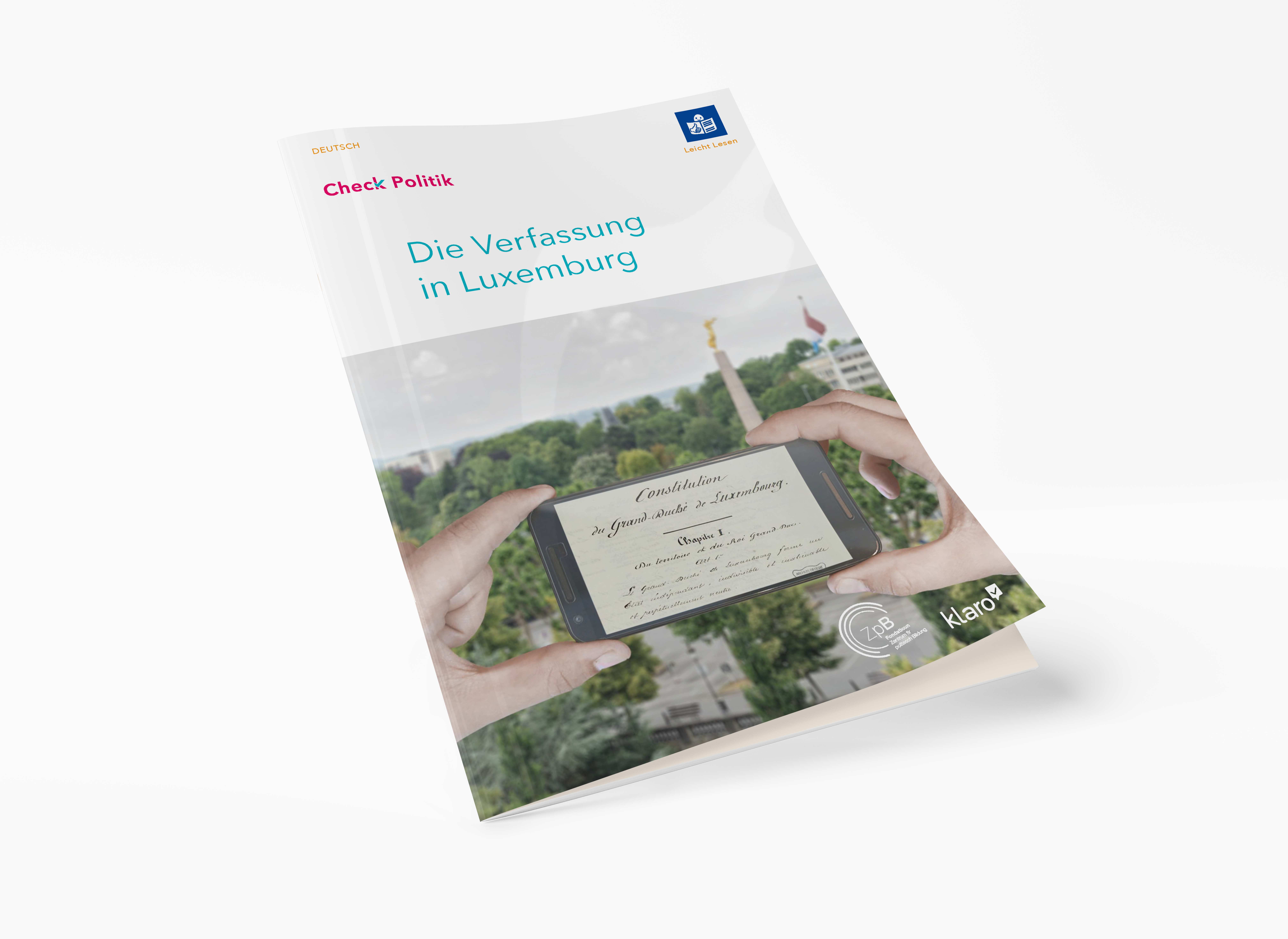 Die Verfassung in Luxemburg