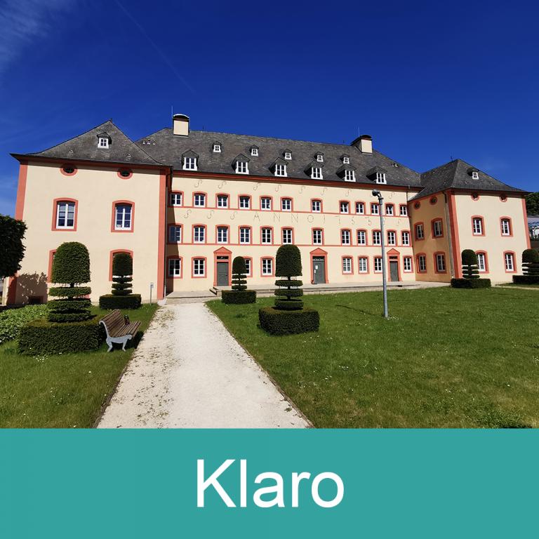 Lien vers à propos de Klaro