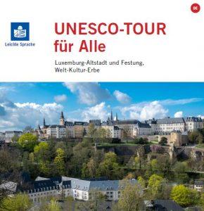Link zur Broschüre Unesco-Tour für alle