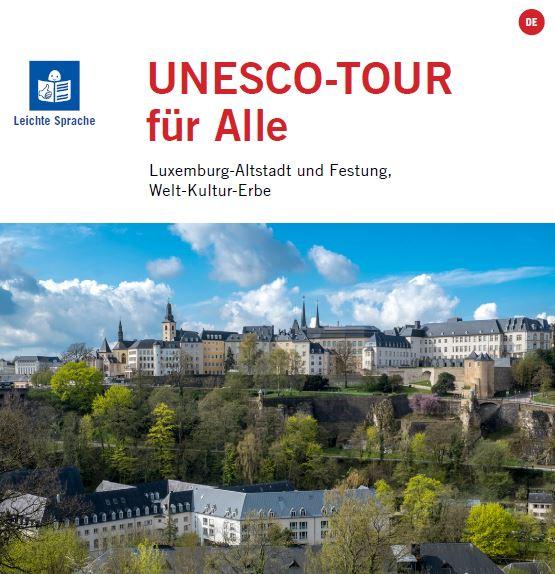 UNESCO-Tour für Alle in Leichter Sprache.