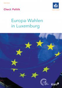 Link zur Broschüre über Europa Wahlen