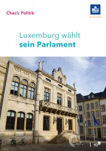 Link zur Broschüre über Parlaments Wahlen