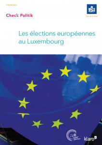 Lien vers la brochure Les élections européennes au Luxembourg.